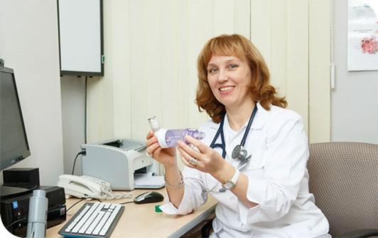 Доктор Чикина