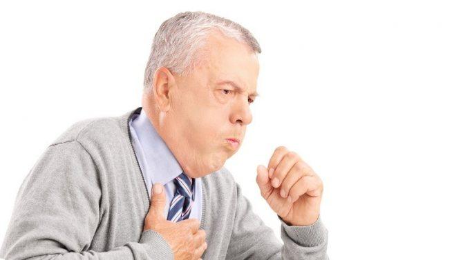Аспергиллез лёгких